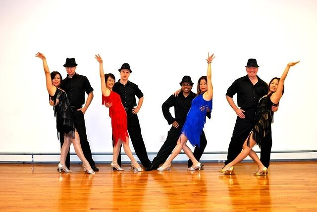 Rumba ChCha Showcase 2011
